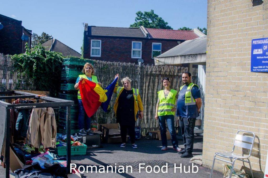 Romanian Food Hub/ Centru de Ajutor
